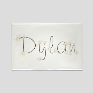 Dylan Spark Rectangle Magnet