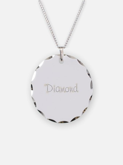 Diamond Spark Necklace