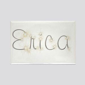 Erica Spark Rectangle Magnet