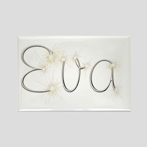 Eva Spark Rectangle Magnet