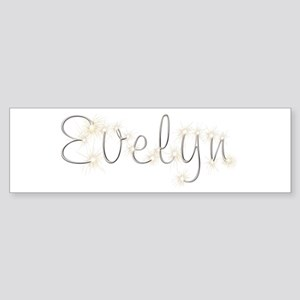 Evelyn Spark Bumper Sticker