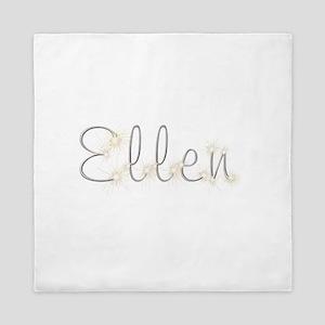 Ellen Spark Queen Duvet