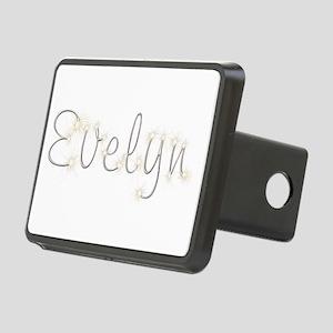 Evelyn Spark Rectangular Hitch Cover