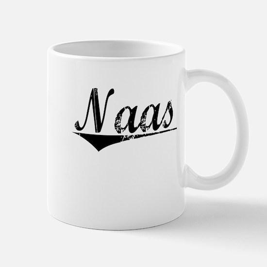 Naas, Aged, Mug