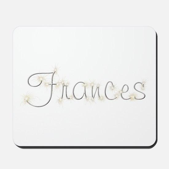 Frances Spark Mousepad