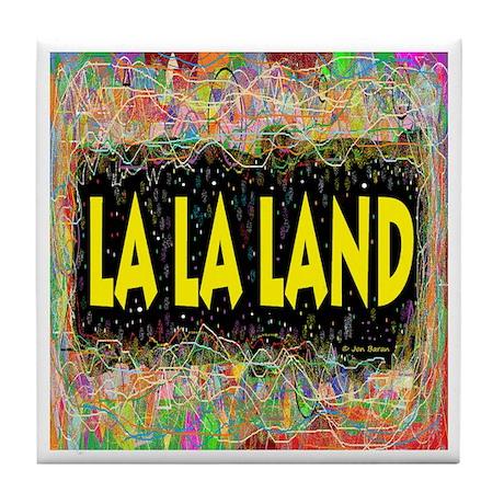 La La Land Party Coaster