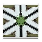 Mint Roads Tile Coaster