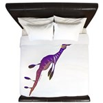 Weedy Sea Dragon fish King Duvet