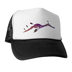Weedy Sea Dragon fish Trucker Hat