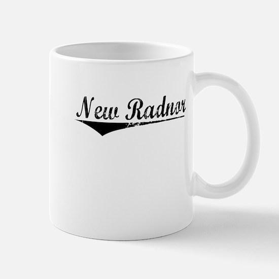 New Radnor, Aged, Mug