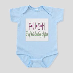PUSH Infant Creeper
