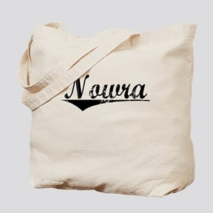 Nowra, Aged, Tote Bag