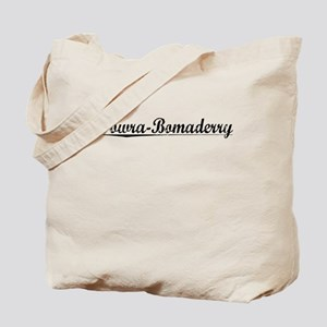 Nowra-Bomaderry, Aged, Tote Bag
