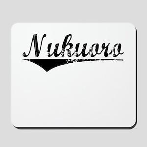 Nukuoro, Aged, Mousepad