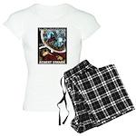 16x20-kingdoms1 Women's Light Pajamas
