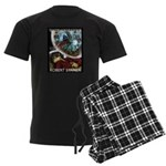 16x20-kingdoms1 Men's Dark Pajamas