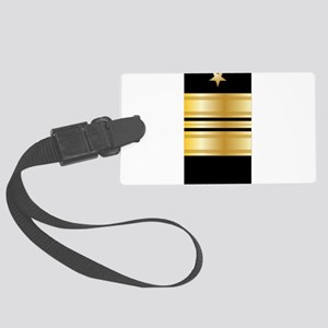 Admiral of the Navy SRI Large Luggage Tag