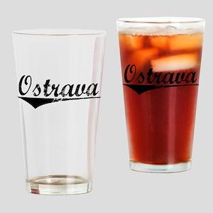 Ostrava, Aged, Drinking Glass