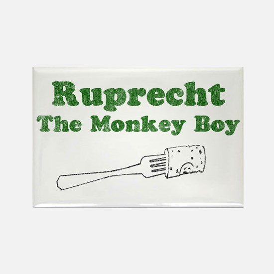 Ruprecht (Retro Wash) Rectangle Magnet