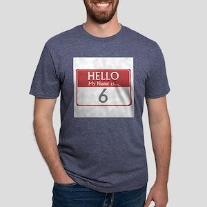 tag-6-the-prisoner-10X10 Mens Tri-blend T-Shir
