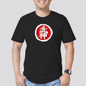 Women's Kyu Rank Patch T-Shirt T-Shirt