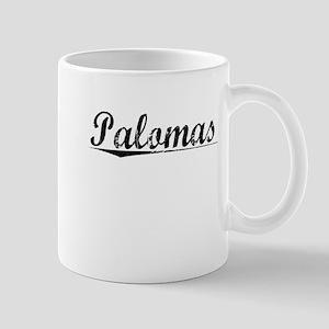 Palomas, Aged, Mug