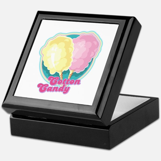 Cotton Candy Keepsake Box