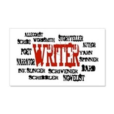 They call me Writer Wall Sticker