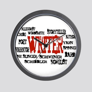 They call me Writer Wall Clock