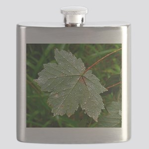 Forest Morning Flask