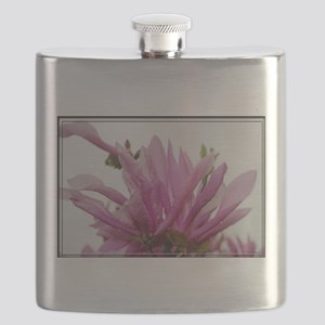 Magnolia in the Mist Flask