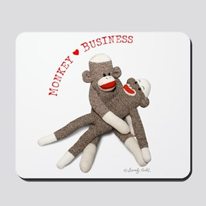 Monkey Business - Mousepad