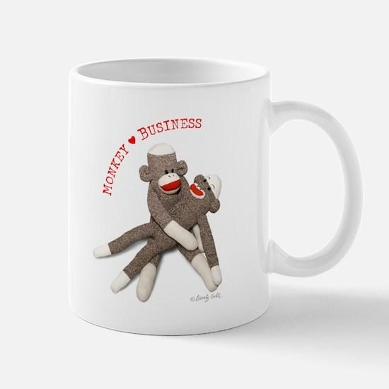Monkey Business - Mug