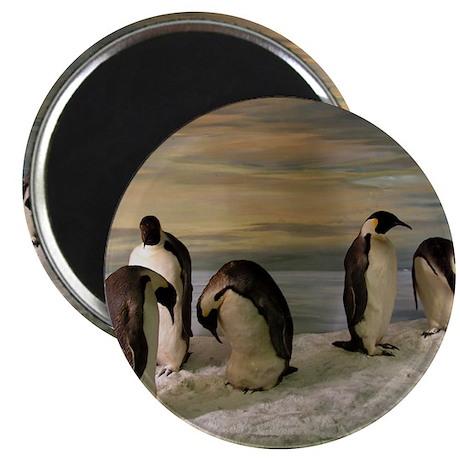 """Penguins 2.25"""" Magnet (100 pack)"""