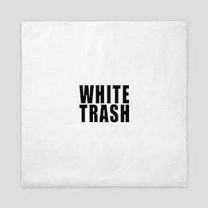 White Trash Queen Duvet