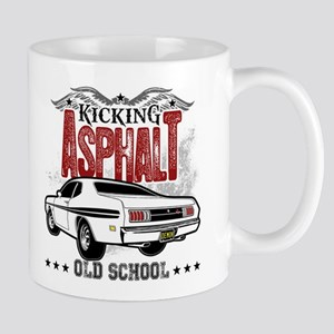 Kicking Asphalt - Demon Mug