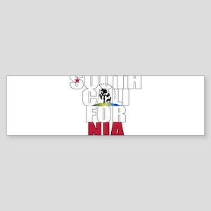 South California Sticker (Bumper)