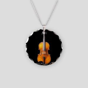 Viola / Violin Necklace