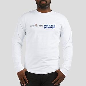 I survived the Drake Passage Long Sleeve T-Shirt
