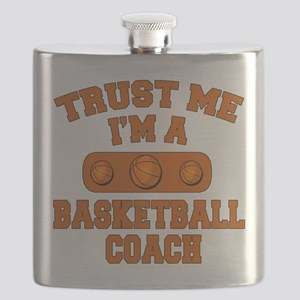 Trust Me Im a Basketball Coach Flask