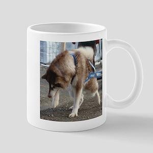 Alaskan Malamute Power Mug