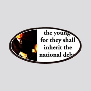 Blessed Are The Young - Herbert Hoover Patch