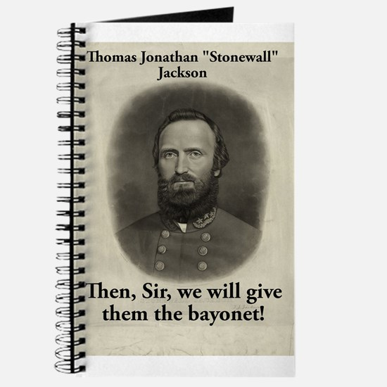 Then Sir We Will Give - Stonewall Jackson Journal