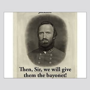 Then Sir We Will Give - Stonewall Jackson Small Po