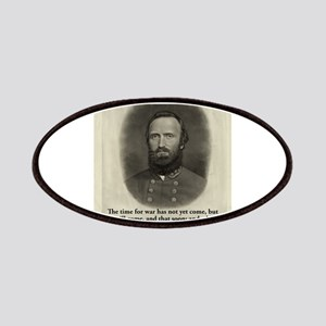 The Time For War - Stonewall Jackson Patch