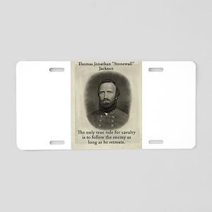 The Only True Rule - Stonewall Jackson Aluminum Li