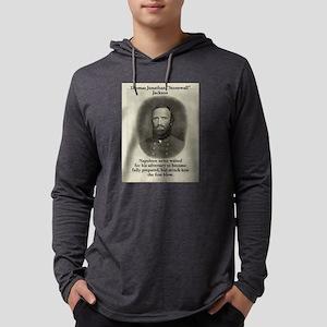 Napoleon Never Waited - Stonewall Jackson Mens Hoo