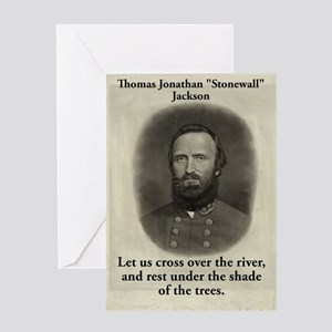 Let Us Cross Over The River - Stonewall Jackson Gr
