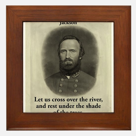 Let Us Cross Over The River - Stonewall Jackson Fr