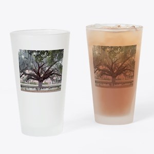 Savannah streets Drinking Glass